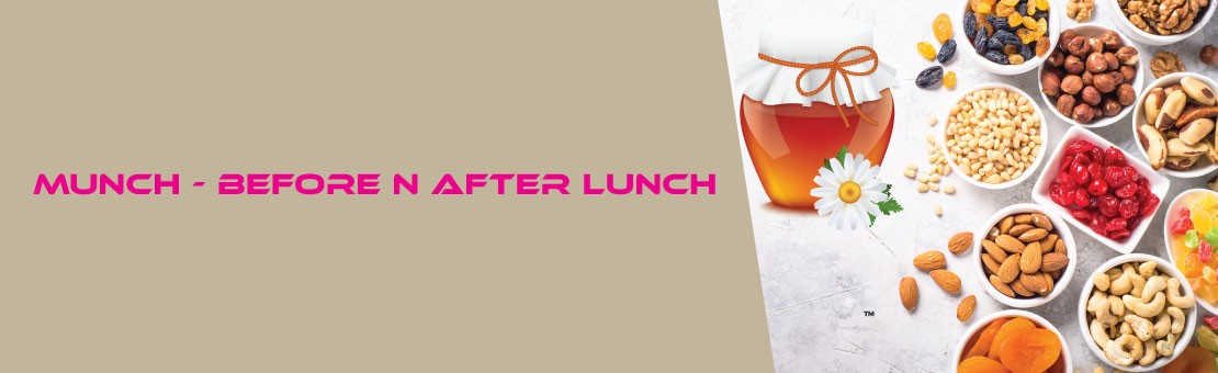 Munch - Before and After Lunch